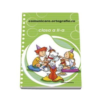 Concursul Comunicare.Ortografie.ro 2016-2017, pentru clasa a II-a