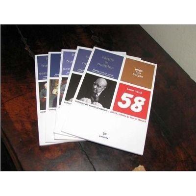 Conferinte de Jorges Luis Borges. Set de 6 carti