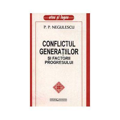 Conflictul generatiilor si factorii progresului