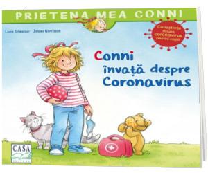 Conni invata despre Coronavirus