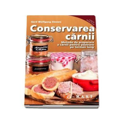 Conservarea carnii. Metode de preparare a carnii pentru pastrare pe termen lung - Carte Practica
