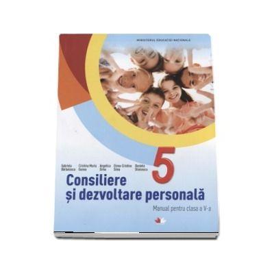 Consiliere si dezvoltare personala, manual pentru clasa a V-a - Gabriela Barbulescu (Contine CD cu editia digitala)