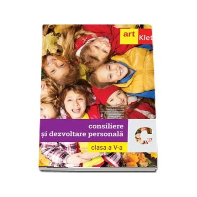Consiliere si dezvoltare personala, manual pentru clasa a V-a - Ramona Buzgar