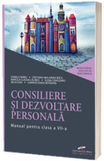 Consiliere si dezvoltare personala, manual pentru clasa a VII-a
