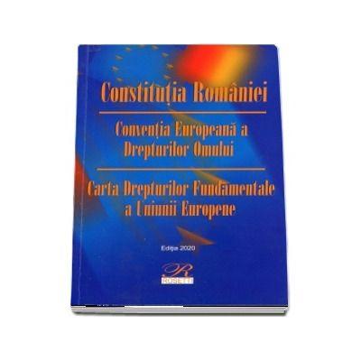 Constitutia Romaniei. Editia a XII-a