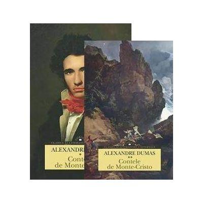 Contele de Monte-Cristo - Volumele I si II
