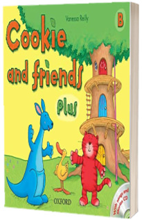Cookie and Friends B. Plus Pack