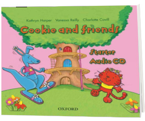 Cookie and Friends Starter. Class Audio CD