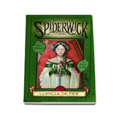 Copacul de fier ( Volumul 4 Cronicile Spiderwick)