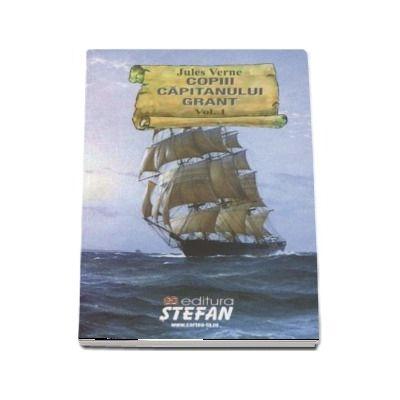Copiii capitanului Grant. Volumul 1, volumul 2 si volumul 3