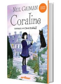 Coraline, editia hardcover