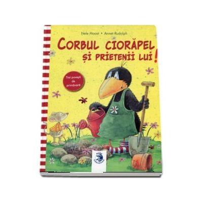 Corbul Ciorapel si Prietenii lui!