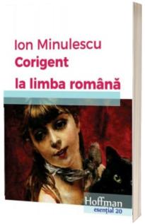 Corigent la limba romana (Esential 20)