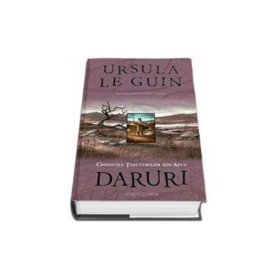 Daruri - Cronicile tinuturilor din apus - Volumul I (Editie Hardcover)