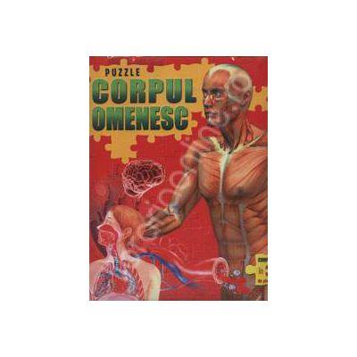 Corpul omenesc - Puzzle in 30 de piese