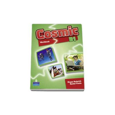 Cosmic B1 level. Workbook with Audio CD pack - Beddall Fiona