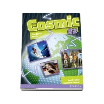 Cosmic B2 Students Book and Activebook Pack - Beddall Fiona