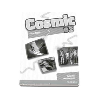 Cosmic B2 Test Book - Katerina Mestheneou