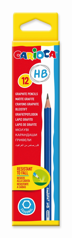 Creion grafit HB CARIOCA