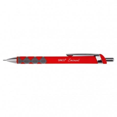 Creion mecanic Eminent 0.7 Rosu DACO