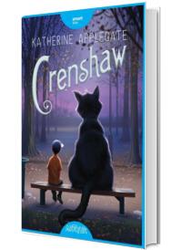 Crenshaw - Katherine Applegate (Editie Hardcover, Colectia Smart Blue)