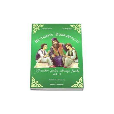 Nestemate duhovnicesti. Povestiri pentru intreaga familie. Volumul II - Contine CD audio