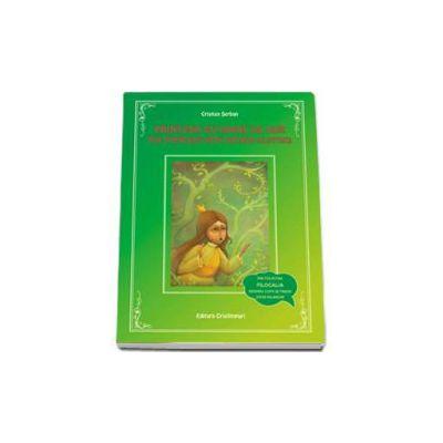 Printesa cu haine de aur. The princess with golden clothes - Editie bilingva (Contine CD )