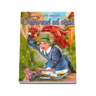 Croitorasul cel viteaz - Ilustratii de Ina Seltea (format A4)