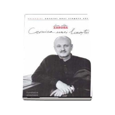 Cronica unei linistiri - Dan Albu Zaruba