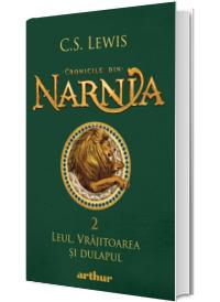 Cronicile din Narnia, volumul II. Leul, Vrajitoarea si dulapul (Arthur Gold)