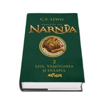 Cronicile din Narnia, volumul II. Leul, Vrajitoarea si dulapul