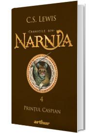 Cronicile din Narnia, volumul IV. Printul Caspian (Arthur Gold)