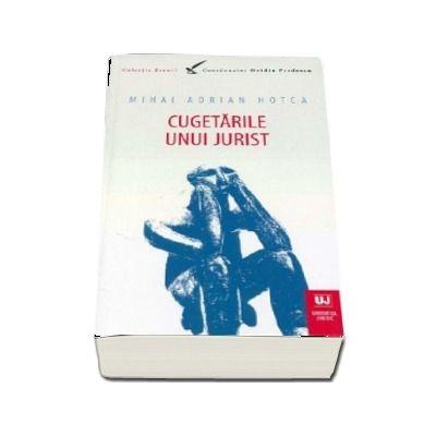 Cugetarile unui jurist (Colectia Eseuri)