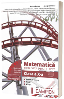 Culegere de matematica, clasa a X-a. Probleme si exercitii, teste - Profilul tehnic. Semestrul I