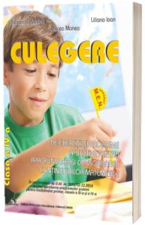 Culegere de matematica, pentru clasa a IV-a (exercitii si probleme)