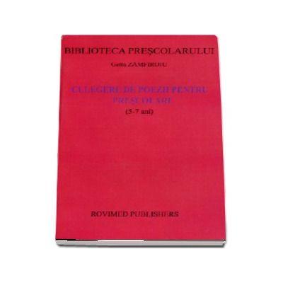 Culegere de poezii pentru prescolari 5-7 ani