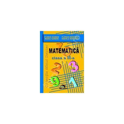 Culegere de Matematica Clasa a II-a