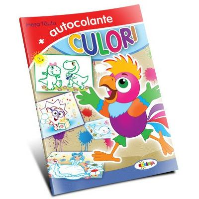 Culori. Autocolante
