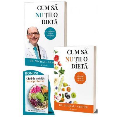 Cum sa nu tii o dieta - Volumele 1 si 2