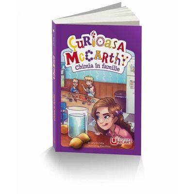 Curioasa McCarthy: Chimia in familie