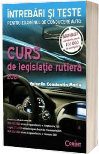 Curs de legislatie rutiera 2021. Intrebari si teste pentru examenul de conducere auto