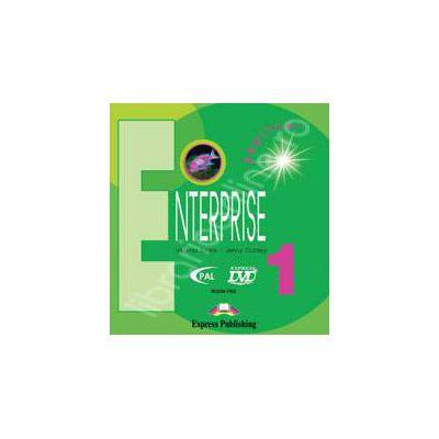 Curs de limba engleza. Enterprise 1 Beginner. DVD