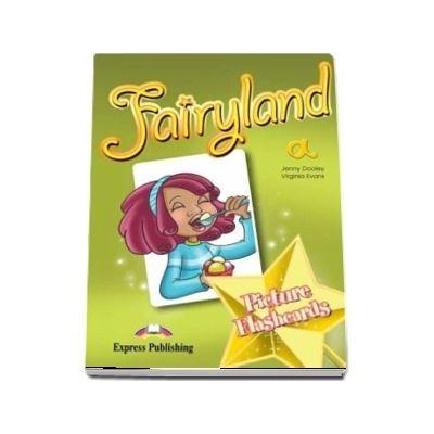 Curs de limba engleza - Fairyland Level 1 Picture Flashcards