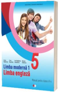 Curs de limba engleza, limba moderna 1, manual pentru clasa a V-a