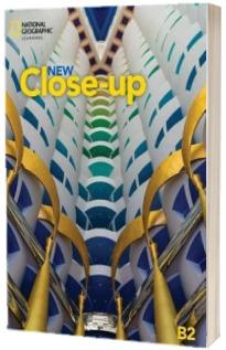 Curs de limba engleza New Close-up B2 Students Book , manual pentru clasa a XI-a