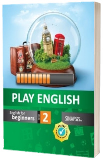 Curs de limba engleza Play English - English for beginners level 2