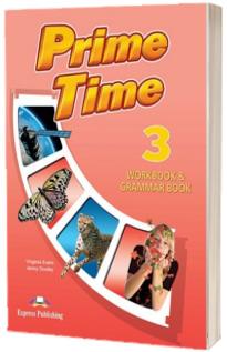 Curs de limba engleza Prime Time 3. Caiet cu Gramatica si Digibook App