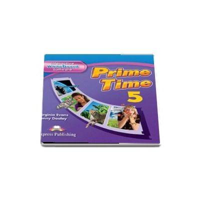 Curs de limba engleza Prime Time 5. Soft pentru Tabla Magnetica Interactiva