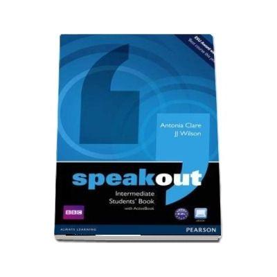 Curs de limba engleza, Speakout Intermediate Level Students Book - Clare Antonia
