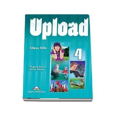 Curs de limba engleza - Upload 4 Class Audio CD (set 3 CD uri)